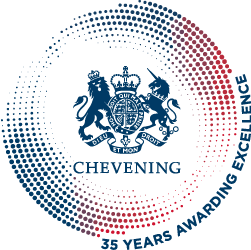 James Fletcher | Chevening