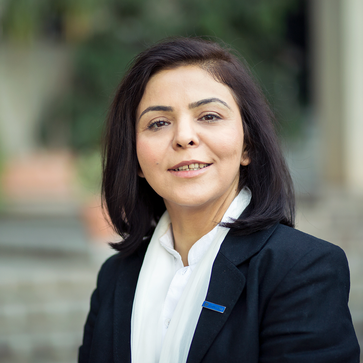 Amna Zamir Shah