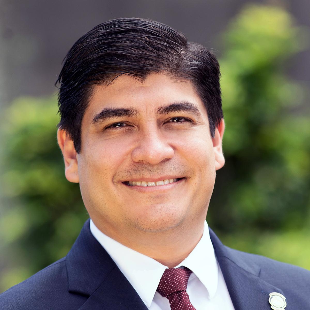 Carlos Andrés Alvarado Quesada