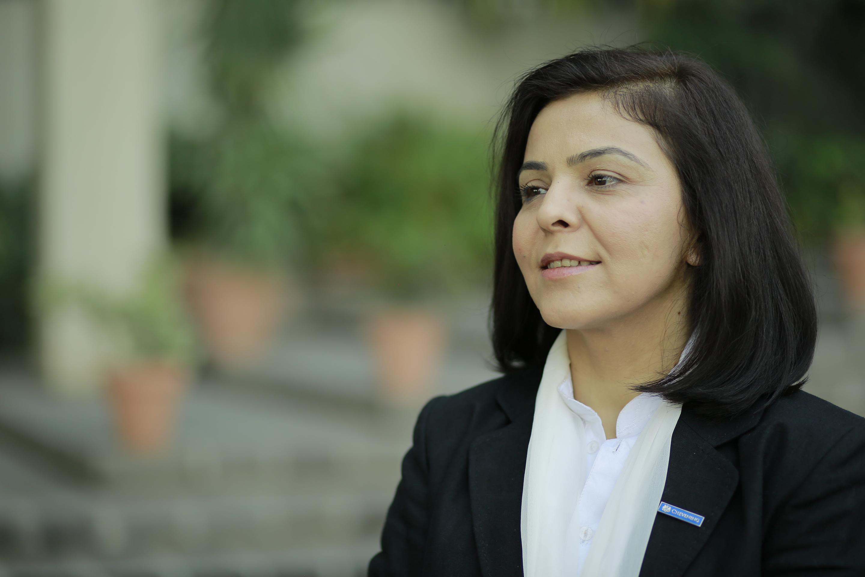 Amna Zamir Shah, Changemaker