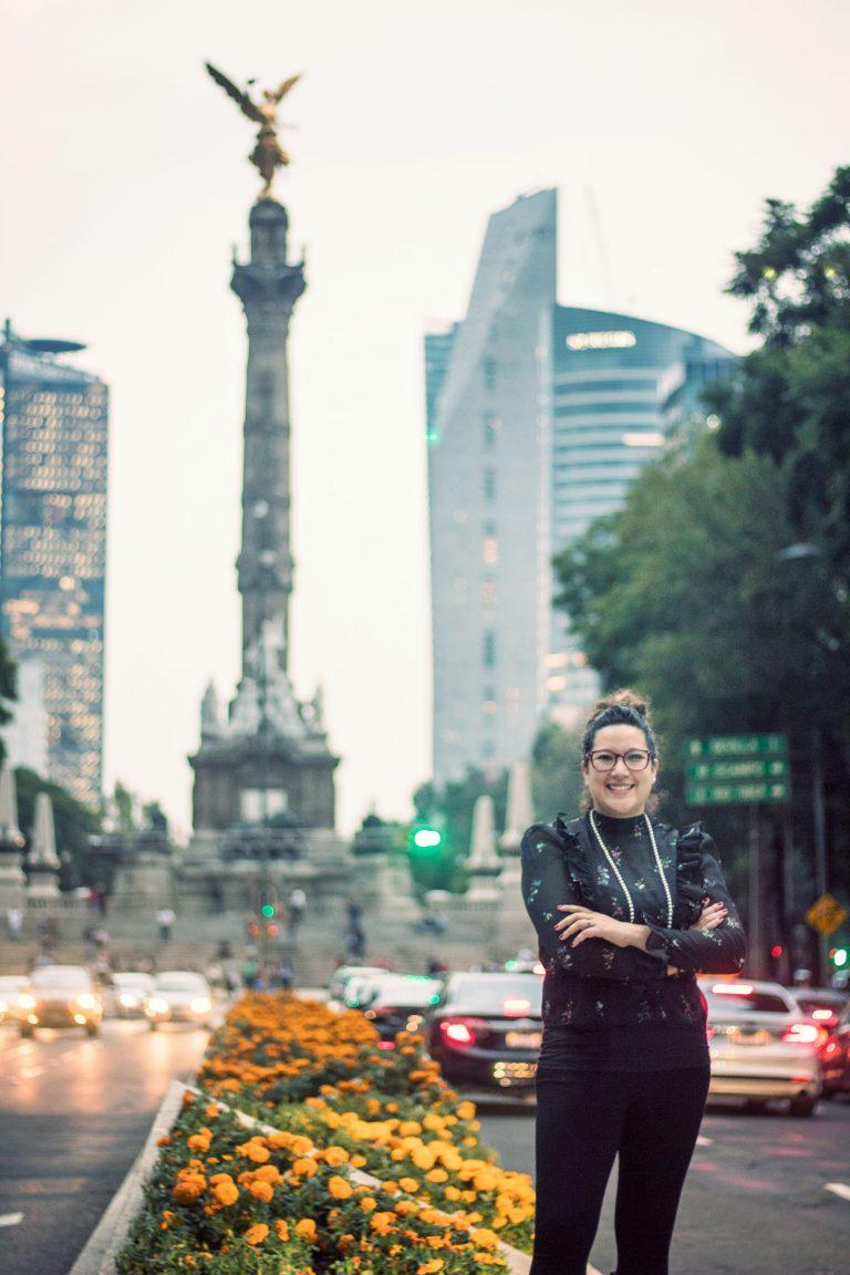 Sandra Guzmán, Chevening Changemaker