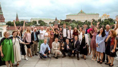 Russia Alumni event