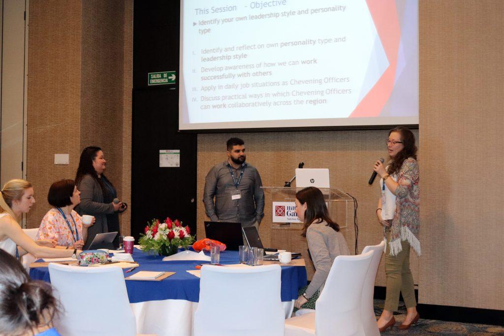 Regional Conference presentation