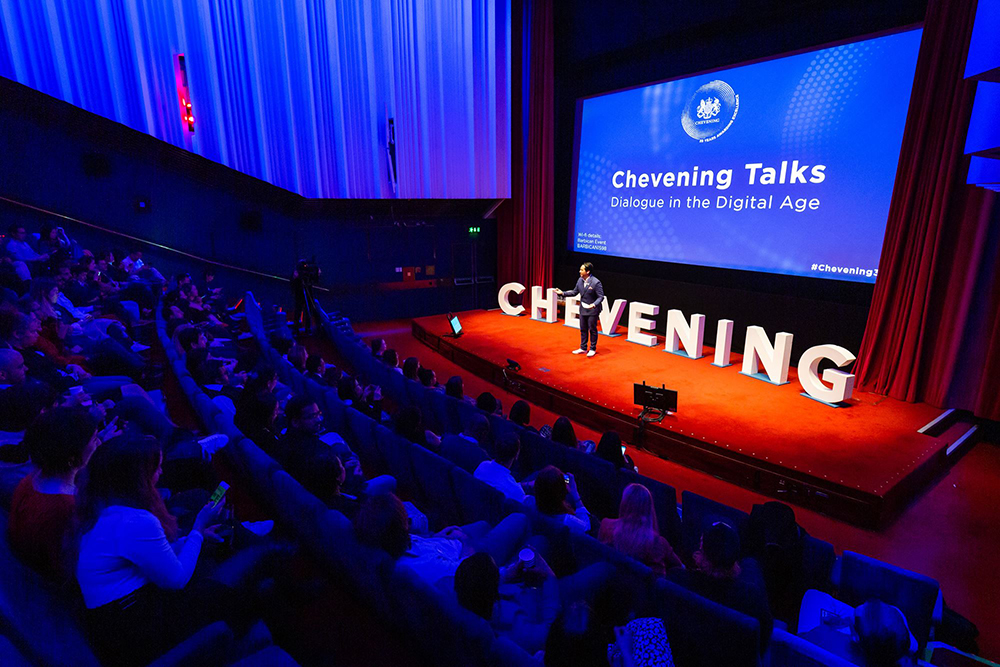 Syed Farradino Omar hosts Chevening Talks