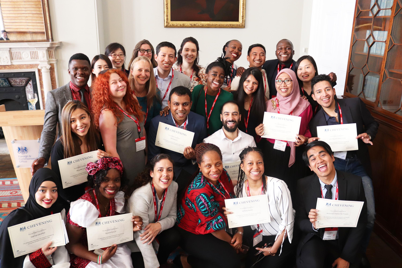 Scholar volunteers rise to 35th anniversary volunteering challenge